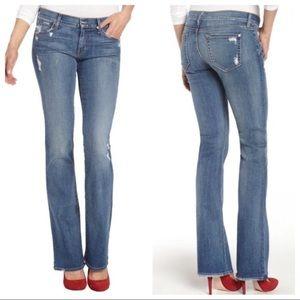 Women's KORAL Jeans 12 Month Destroy Bootcut 28x36
